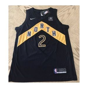 Shirts - NWT Kawhi Leonard Jersey OVO Comment For Sz! 63a4b273f
